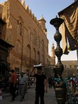 Sheesha Stalls in Old Cairo